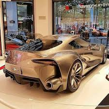 Awesome Lexus Toyota FT1 Car Porn Check more at 24car