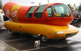 A Ride In The Oscar Meyer Weinermobile! | Bucket List | Pinterest
