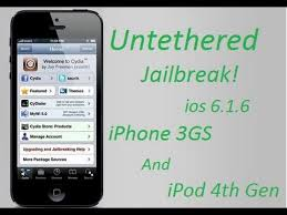How to Untethered Jailbreak iPhone 3GS ios 6 1 6