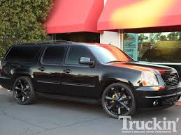 2010 GMC Yukon - Project Murdered-Out Mommy Mobile: Part 2 - Truckin ... Chevrolet Gmc Pickup Truck Blazer Yukon Suburban Tahoe Set Of Free Computer Wallpaper For 2015 Gmc Yukon Xl And Denali Gmc Denali Xl 2016 Driven Picture 674409 Introducing The Suburbantahoe Page 3 2018 Ford Expedition Vs Which Gets Better Mpg 2006 Denali Awd Loaded Tx Truck Lthr Htd Seats Clean Used Cars Sale Spokane Wa 99208 Arrottas Automax Rvs 2012 Heritage Edition News Information Sierra 1500 Cover Muzonlinet 2014 Styling Shdown Trend The Official Blacked Out Tahoeyukon Picture Thread Chevy