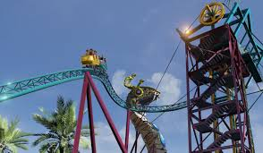 Analysis of Cobra s Curse New for 2016 at Busch Gardens Tampa