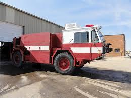 100 Fire Trucks Unlimited 1985 Oshkosh AS32P19 Truck Cummins