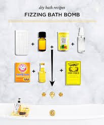DIY Bath Fizzies 7 Insanely Blissful Recipes To Make You