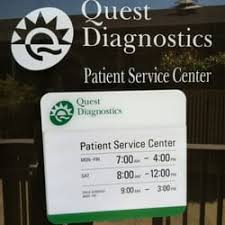of Quest Diagnostics Sunnyvale CA United States Hours of Operation