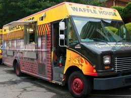 Waffle House's New Food Truck Is What Every Southern Party Needs ... Food Truck Holy Smoques Bbq Clark Mills Ny New Trend Trucks Mobile News Step Aside Tacos And Treif Theres A In Town St Paul Food Truck Hall Wants You To Do Its Promotion Mpr On The Move Partners With Shook Technology Open Great Race Takes Wild West In Return Of Summer Crazygs Wandering Sheppard Ldon Street Foodie On Tour Visiting Peugeots New A Fun Look Into History Nj Their Future Orleans Home Facebook The Uc Davis Campus Chinese Flavors Confucius