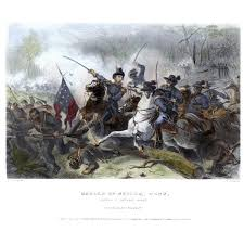 Battle Of Shiloh 1862 Ngeneral Ulysses S Grant Leading Union Forces At The In Tennessee During American Civil War 6 7 April Steel