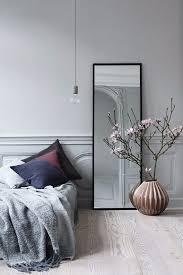 tipps für elegante gestaltung mit spiegel im schlafzimmer