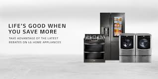 2019 Appliance Rebates On LG Refrigerators, Washers & More ... Bbe Builtin Appliances Center Alfawise Professional Blender 2l Usla 4835 Coupon Price 40 Off Big Lots Coupons Promo Codes Deals 2019 Savingscom Kohls Maximum 50 Off Berkley Appliance Parts And Service Oakland Countys Stastics The Ultimate Collection Home Kitchen Searscom Online Thousands Of Printable Afrentall Rent To Own Promotions Specials Best Buy Coupons 20 A Small Appliance At Macys November Sales