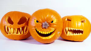 Pumpkin Carving W Drill by How To Make Halloween Jack O Lanterns With Scary Teeth The Kid