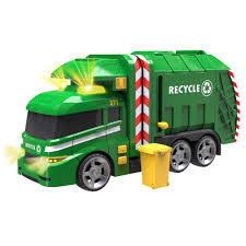 Driving Force Rubbish Truck - £15.00 - Hamleys For Toys And Games