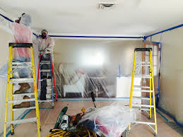 Scraping Popcorn Ceiling Off by Popcorn Ceiling Removal Affordable Environmental Services