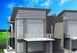 100 Semi Detached House Design Nashmahmud PhotoloG