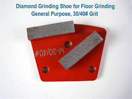 Edco Floor Grinder Home Depot by Replaceable Diamond Grinding Shoe For Edco Floor Grinding Machine