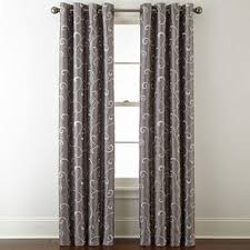 Jcpenney Curtains For French Doors by Blackout Curtains Jcpenney