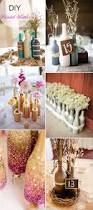 Decorative Wine Bottles Diy by Best 25 Glitter Wine Bottles Ideas On Pinterest Glitter