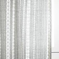 Walmart Curtains For Living Room by Walmart Curtains For Living Room Echo Print Set Of 2 Gold Dust