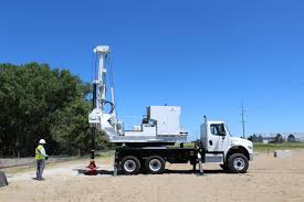 100 Auger Truck Terex Utilities Drills Redesigned Crane Network News