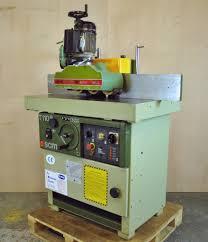 scm t110 spindle moulder woodworking machine