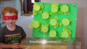 Ninja Turtle Decorations Ideas by 6 Tmnt Party Games For Young Children Youtube
