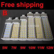 4 pin led g24q 1 g24q 2 g24q 3 pl l 5w 7w 9w 10w 11w 12w 13w