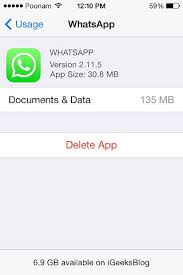 How to Delete WhatsApp Messages s Videos on iPhone iPad