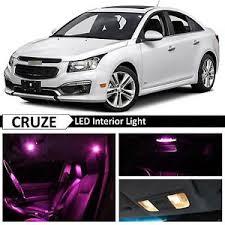 12x premium pink led lights interior package kit for 2011 2017