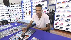Shiekh Shoes | Matt Barnes Meet & Greet - YouTube Nba Finals Kicks Of The Night Bevel The Nbas Most Interesting Shoe Sizes Sole Collector Boston Celtics Gordon Hayward Suffers Fractured Ankle In Season Playoff Slamonline World Reacts To Reported Carmelo Anthony Trade Nbacom Shoes Each Star Is Wearing Cluding