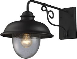 inspiring outdoor wall light fixtures iron shades and glass lights