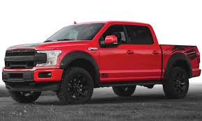 100 Ford Truck Values 2018 F150 SC Introduced By Roush Latest Car News