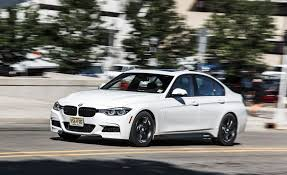 2016 BMW 3 series sedan Gallery
