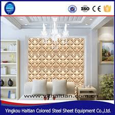 Leather Panels Flat Wall Decor Living Room 3d Wallpaper For Home Bar Hotel