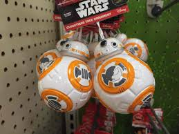 Real Christmas Trees Kmart by The Star Wars The Force Awakens Christmas Items Hitting Target
