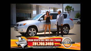 McDavid Nissan June #1 Spanish Infomercial - YouTube 2011 Tan Malibu Kia Para La Venta Sames Red Barn Motors 2008 Maroon Tahoe Mcdavid Nissan June 1 Spanish Infomercial Youtube Samesredbarnmotorstx Sames Barn Let S Make A Deal Spa 2009 Lexus Is 250 Funny Tv Ad Must Watch Facebook Austin