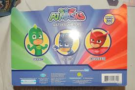Disney Bath Sets Uk by New Pj Masks 3 Pack Bath Toy Set Catboy Owlette Gekko Water