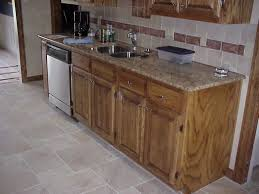 How To Restain Kitchen Cabinets Colors Kitchen Design Magnificent Cabinet Refacing Cost Refinishing Oak