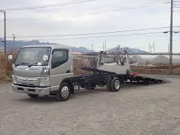 TRUCK-BANK.com - Japanese Used 91 Truck - MITSUBISHI FUSO CANTER TKG ...