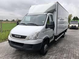 100 Box Truck Rv Iveco 70c18 30l Closed Box Truck Snlcom