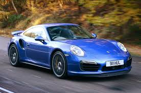 Porsche 911 Turbo Review 2018