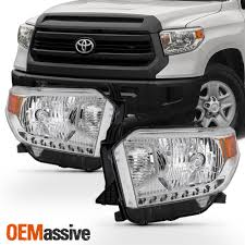 2014 2015 2016 2017 Toyota Tundra TRD Truck Clear Headlights Lamps ... New 2018 Toyota Tundra Sr5 Double Cab 65 Bed 57l Truck Motor Pinata Custom Party Pinatas Pinatascom Towing With A 2016 Trd Pro In Cadillac Mi Fox Of Preowned 2012 4wd Grade Nampa 970553b Akron Oh 20440723 2011 Limited An Iawi Drivers Log 2015 Review Rating Pcmagcom 2017 1794 Edition Crewmax Tallahassee 2wd Grade Crew Pickup For Sale Amarillo Tx 2013 Reviews And Trend