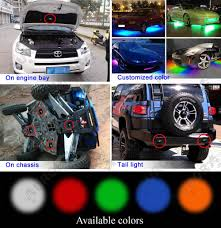 2017 Low Price Ip68 Waterproof Rock Lights Aurora 12v Interior Light ...