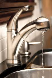 Kitchen Faucet Water 5 Reasons Why Low Water Pressure In A Kitchen Faucet