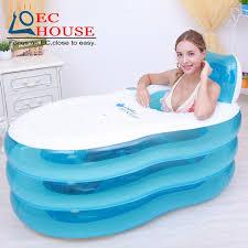 Inflatable Bathtub Liner For Adults by Online Get Cheap Folding Tub Bath Bucket Bathtub Aliexpress