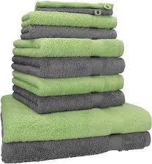 betz 10 tlg handtuch set premium 100 baumwolle 2