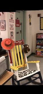 Toy Story Cowgirl Rocking Chair | Disney Classroom | Disney ... Rocking Chair Health Uk Kids Toy Horse Story Illustration For Children Little Room With A Wooden This Is The Only Chair Youll Need If Youre Grandparent Of Ikea Ps Rockingchair First Sketches Today Chairs Whats Their Story Souvenirs Tell Stories Part 7 Jim Illinois Fairytale Fniture Silky The Pony Antique Rocking From 1800s Collectors Weekly Buy Storyhome Adjustable Folding Lounge Red Time For Twins