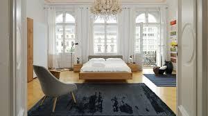 schlafzimmermöbel aus naturholz nox bett team 7
