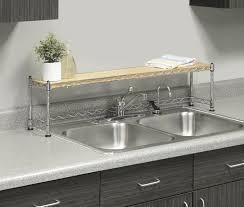 Mainstays Bathroom Space Saver by Over Sink Shelf Best Sink Decoration