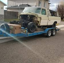 100 Neckover Truck Beds 1970 Ford F100 Crown Vic Full Drive Train Swap Home Facebook