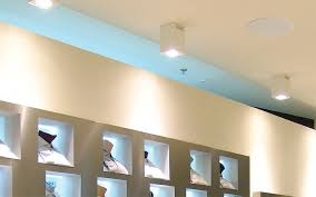 Sonance In Ceiling Speakers by Sound Sonance Ambient Sound Loudspeakers Luz E Som