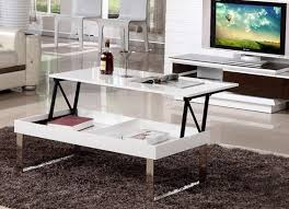 coffee table lift top coffee table gloss white finish lift top