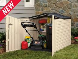 Rubbermaid Roughneck 7x7 Shed Accessories by Rubbermaid Shed Accessories Minimalist Outdoor Design With